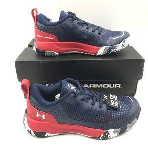 Under Armour X Level MainShock AL Running Shoe